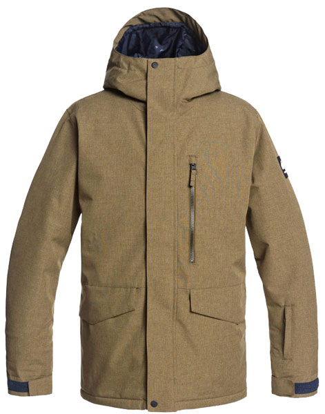 Quiksilver Mission Solid Olive 2021
