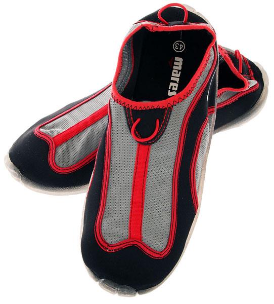 Mares Aqua Shoe Red