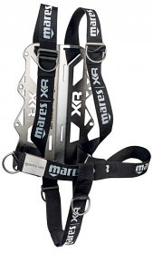 Mares XR Heavy Duty Back Plate