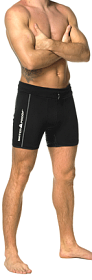 WP T30 1.5mm Wetsuit Shorts Mens