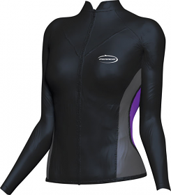 Mirage Watersport Top L/S 1mm