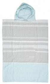 O&E Siesta Hooded Poncho Towel