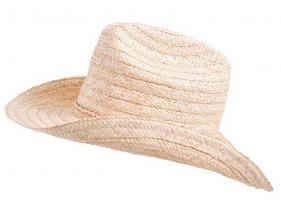 O&E Raffa Cane Hat