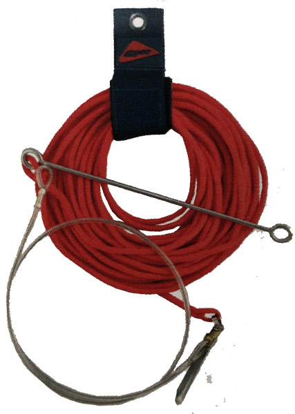 Ocean Hunter Float Line Red