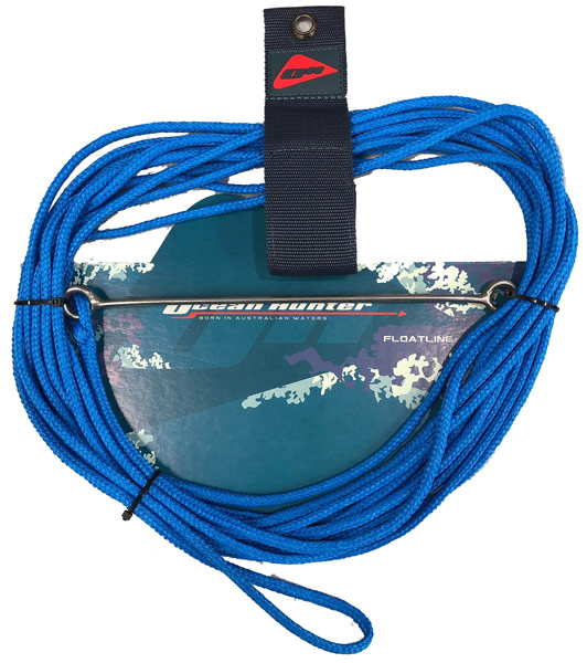 Ocean Hunter Float Line Blue