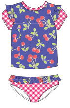 O'Neill S/S Toddler Girls Set