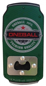 Oneballjay Bottle Opener Stomp