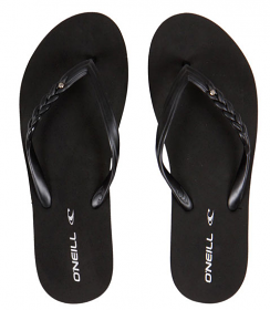 O'Neill Shimmer Thongs Black