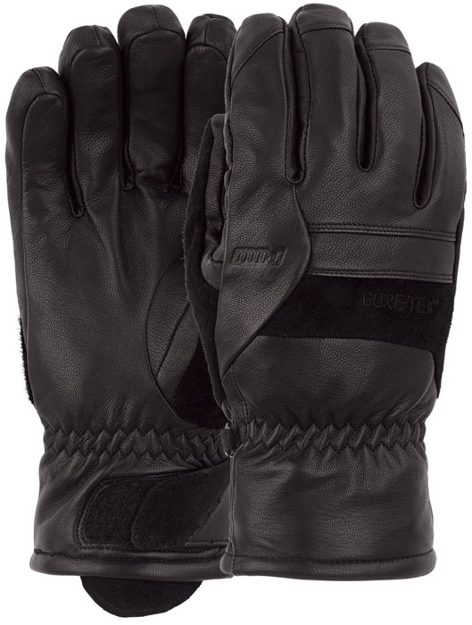 Pow Stealth GTX Black Gloves