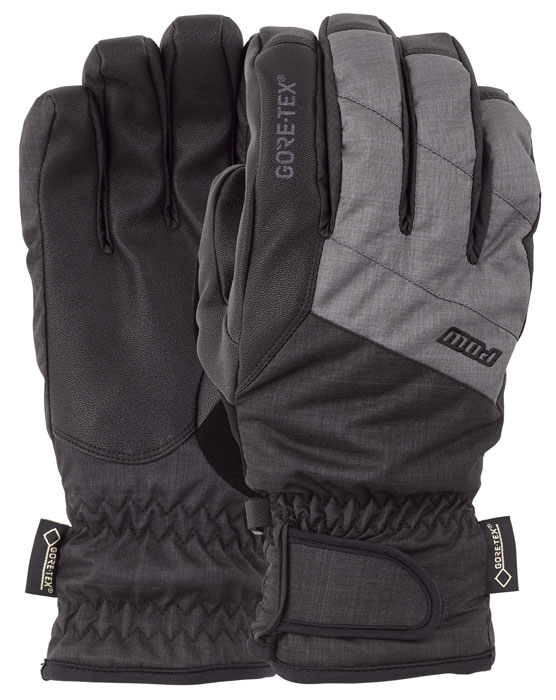 Pow Warner Short Gore-Tex Gloves