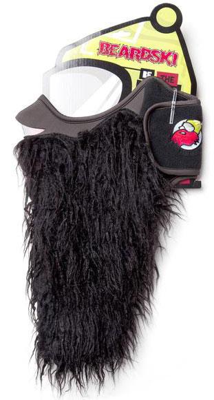 Beardski Pirate AKA Blackbeard Face Mask