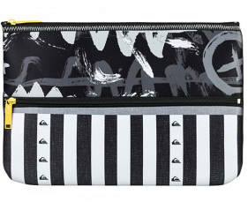 Quiksilver Friday Jumbo Pencil Case