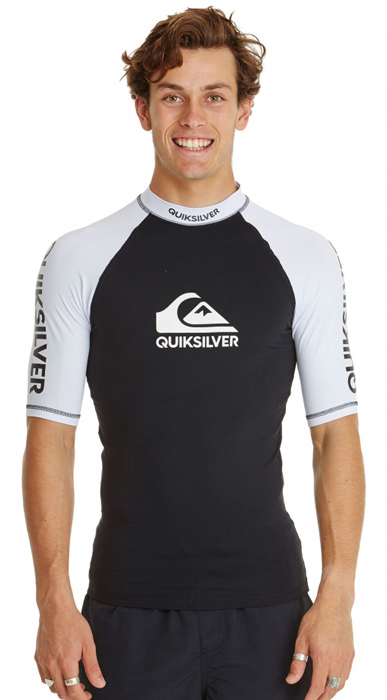 Quiksilver On Tour S/S Black