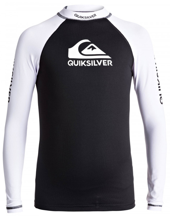 Quiksilver Youth On Tour L/S Rashie