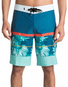 Quiksilver Slab Prints Boardshort