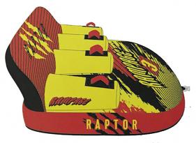 Raptor Rampage 3 '18