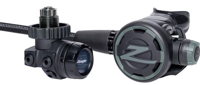 Zeagle F8 DIN Regulator