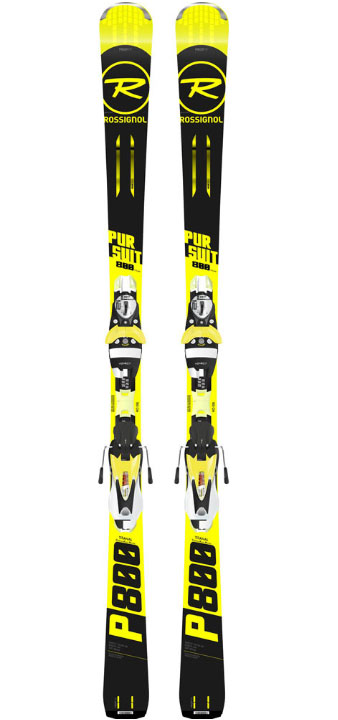 Rossignol Pursuit 800 Ti Kit '18