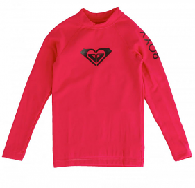 Roxy Youth Heater L/S Rashie