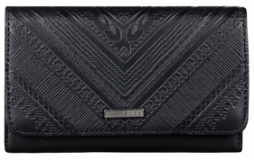 Roxy Juno Wallet Black