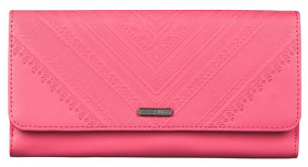 Roxy New Lagoon Wallet Hibiscus