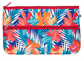 Roxy Keep It Tropical Pencil Case