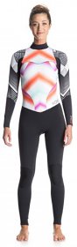 Roxy Pop Surf 3/2mm Full Suit Ocean