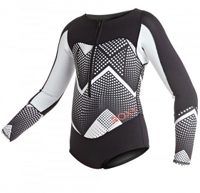 Roxy Pop Surf 1mm L/S Springsuit