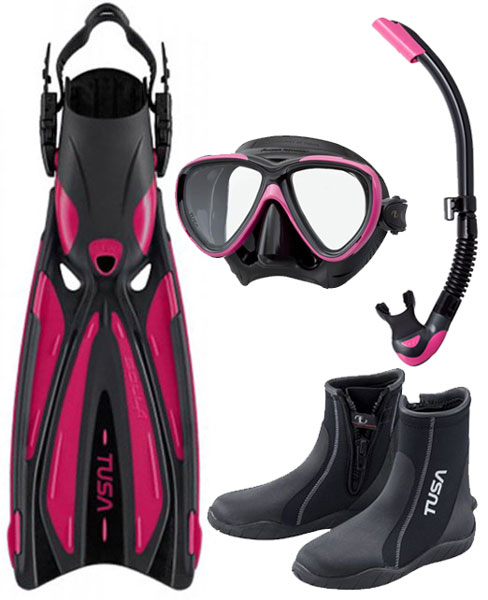Tusa SF22 Solla Fin Package Pink