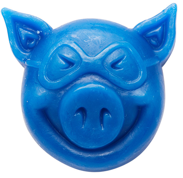 Pig Head Skateboard Wax