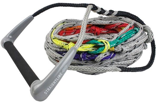 Straightline Straight Handle w 8 Sec Rope