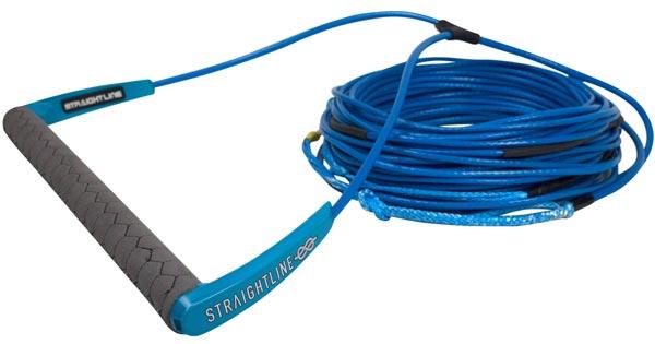Straightline Stab Wakeboard Handle & Rope