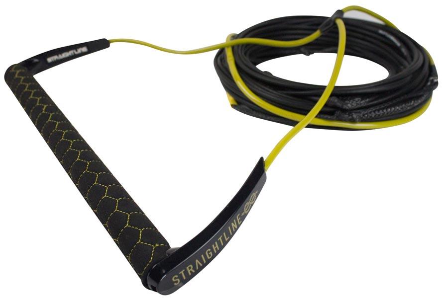 Straightline Raw Wakeboard Handle & Rope