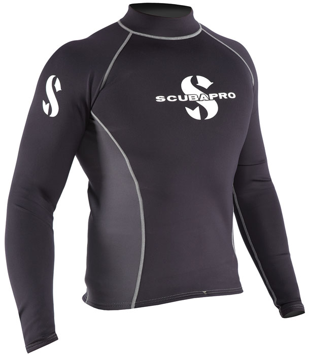 Scubapro Mens Everflex Top 1.5mm L/S Mens