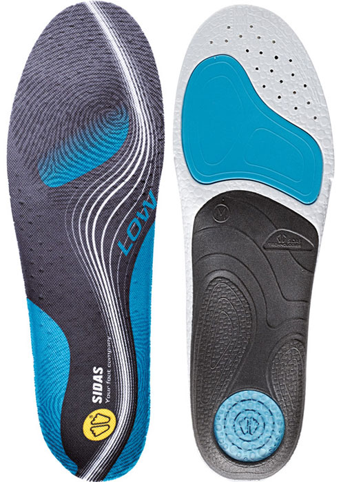Sidas 3Feet Activ' Low Insoles
