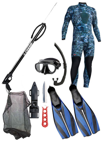 Spearfishing Package #3