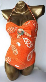 WOW Island One Piece Orange