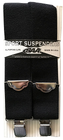 SAA Sports Suspenders Adults