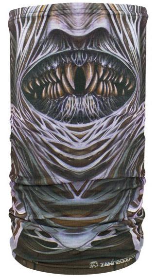 Zanheadgear Motley Fleece Tube Maorilla