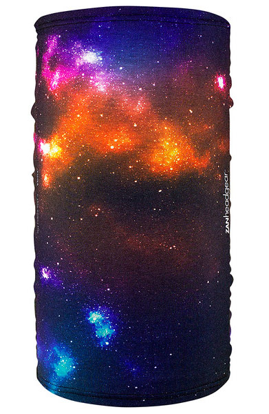 Zanheadgear Motley Fleece Tube Orion