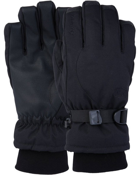Pow Trench GTX Gloves Black