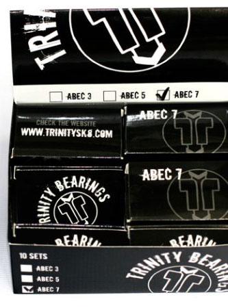 Trinity Abec 7 Bearings