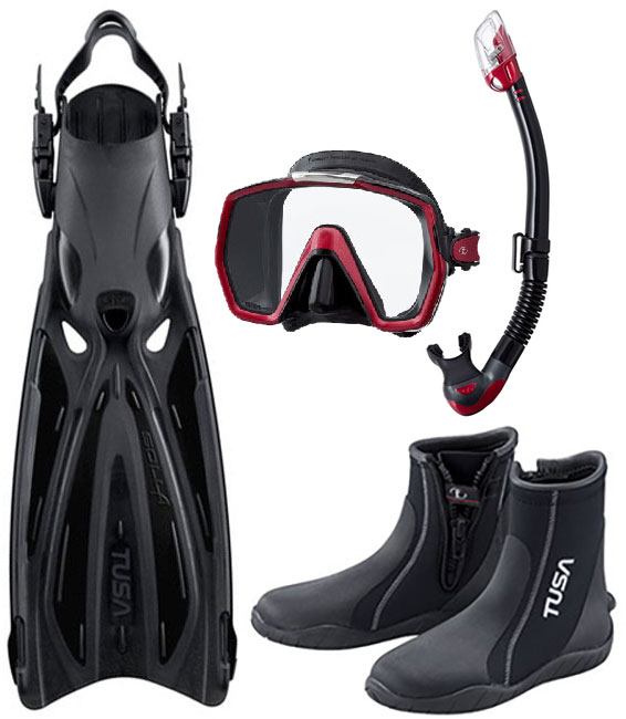 Tusa SF22 Solla Fin Package #2