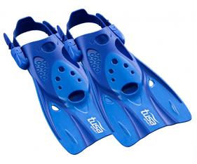 Tusa UF0103 Snorkeling Fins Blue