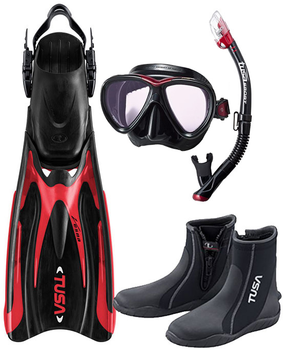 Tusa SF0101 Hyflex Vesna Fin Package #2