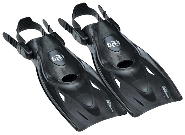 Tusa Reef Tourer UF21 Black