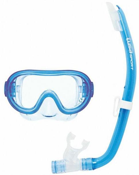 Tusa Kids Mini Platina Set Blue