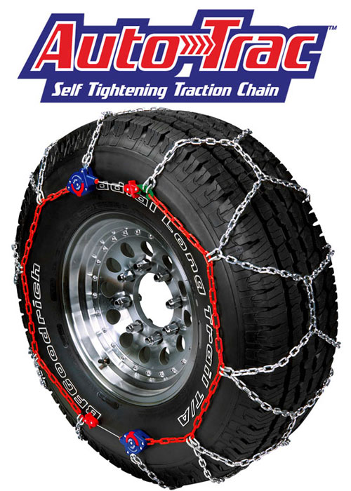 Auto Trac Snow Chains 4WD