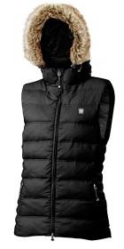 Vigilante Courtenay Puff Vest Black '16