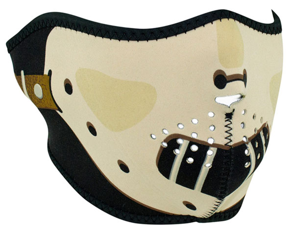 Zanheadgear Half Face mask Hannibal